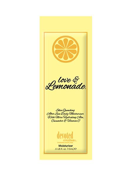 Love & Lemonade Packet