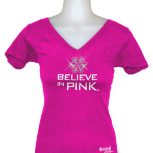T-Shirt (Believe in Pink™)