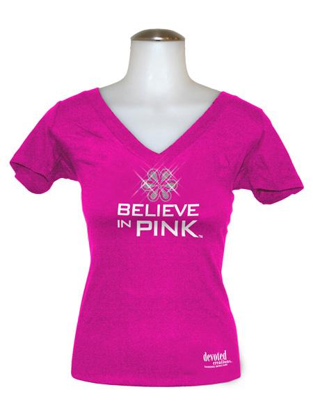 T-Shirt (Believe in Pink™)
