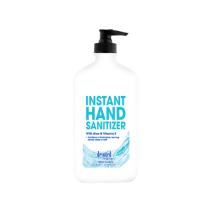 Instant Hand Sanitizer - 18oz Bottles