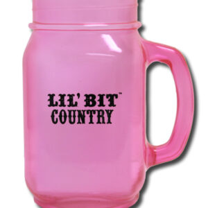 Lil' Bit Country Mason Jar
