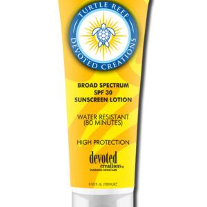 Turtle Reef™ - Sunscreen Lotion : SPF 30